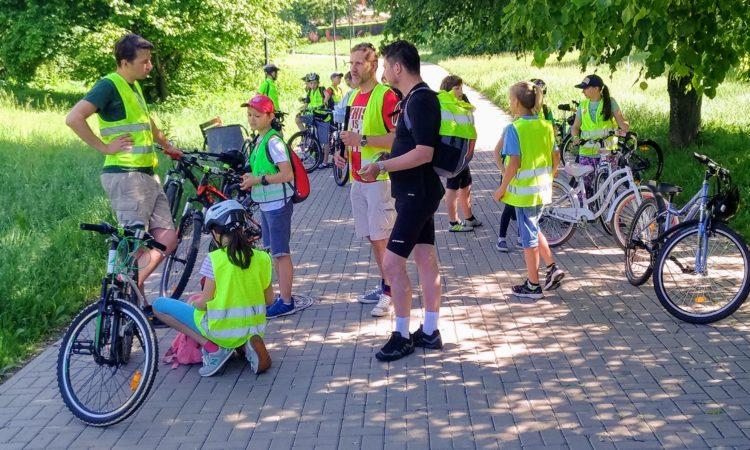 Praktyczna edukacja rowerowa