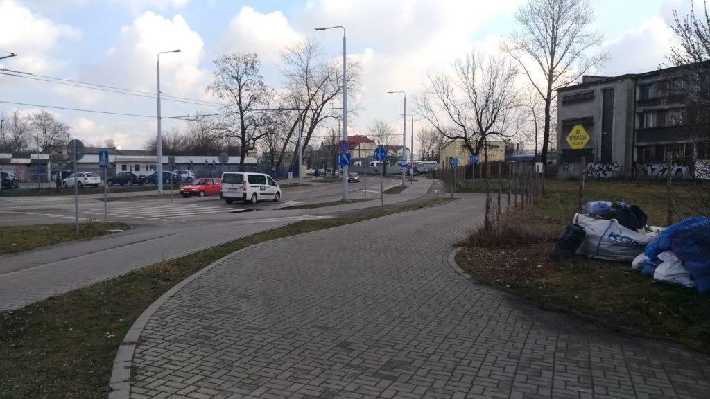 W tym miejscu ma powstać przyszły dworzec metropolitalny - Zintegrowane Centrum Komunikacyjne dla Lubelskiego Obszaru Funkcjonalnego (ZCK dla LOF)
