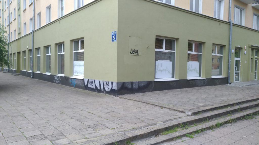 W miejscu dawnej Karczmy Słupskiej powstaje nowa biblioteka