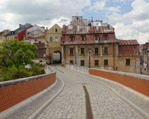 Brama Grodzka i Stare Miasto